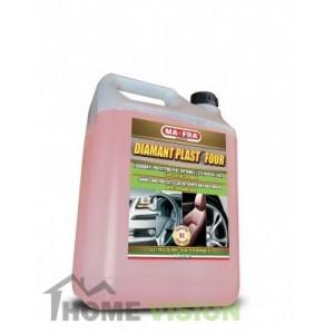 Препарат за блясък и защита за интериора и каросетията на автомобила с органична вакса Ma-Fra Diamant Plast Four