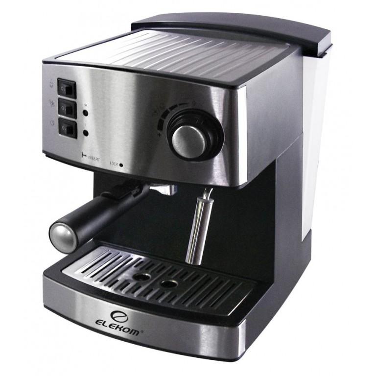 Кафемашина за еспресо и капучино Елеком ЕК-207