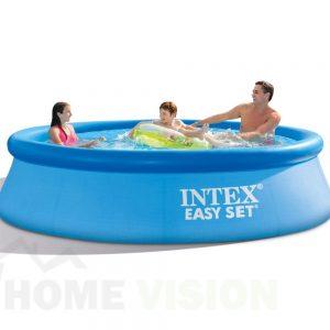 Надуваем басейн INTEX Easy Set 305 х 76 см