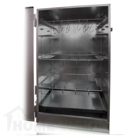 Уред за опушване на месо със стъкло неръждаема стомана Ita 7002