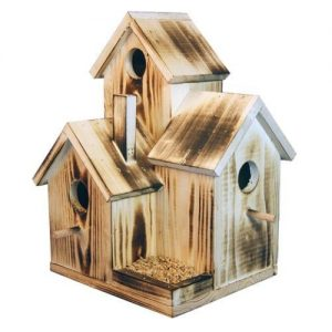 Къщи за птици и животни