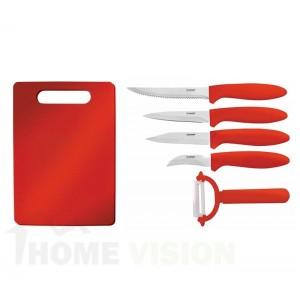 Комплект ножове и дъска Елеком ЕК-99P
