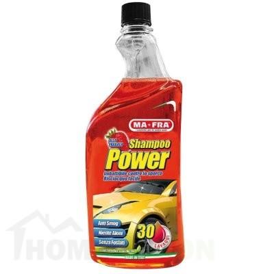 Силноконцентриран обезмасляващ шампоан за външно измиване Shampoo Power