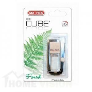Ароматизатор за автомобил DEO CUBE Forest