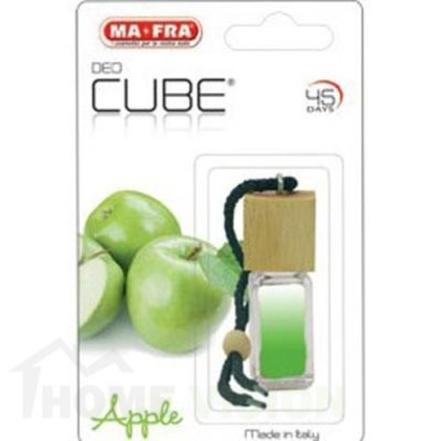 Ароматизатор за автомобилDEO CUBE Apple