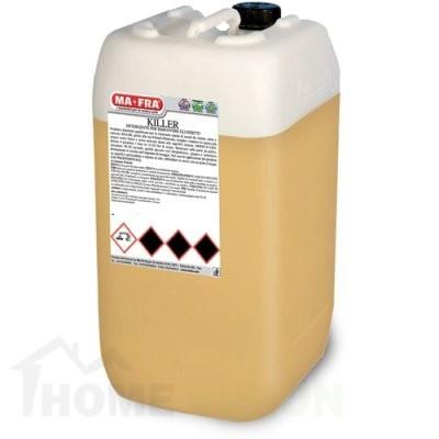 Препарат за премахване на петна от насекоми или смоли от каросерията на автомобила Killer