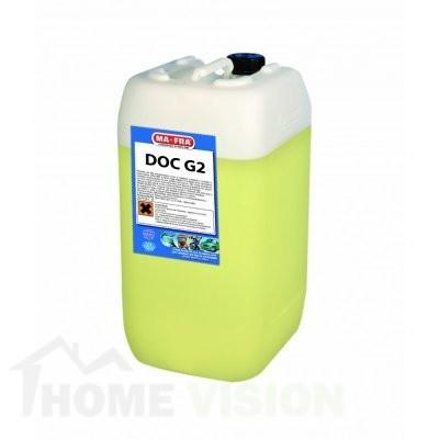 Препарат за безконтактно пред-измиване на автомобили DOC 2G