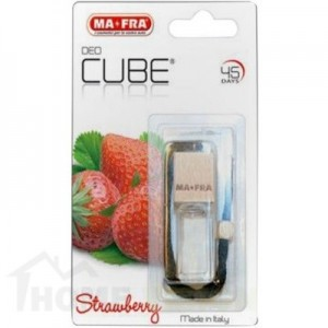 Ароматизатор за автомобил DEO CUBE Strawberry