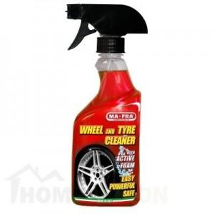 Препарат за почистване на гуми тасове и джанти с активна пянаWheel & Tyre Cleaner