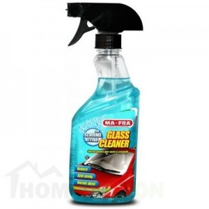 Препарат с активна пяна за почистване на стъкла и прозорци Glass Cleaner