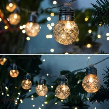 Соларни лампи за градина SSL-6122 LED