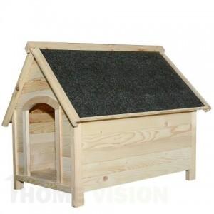 Натурална къща за куче