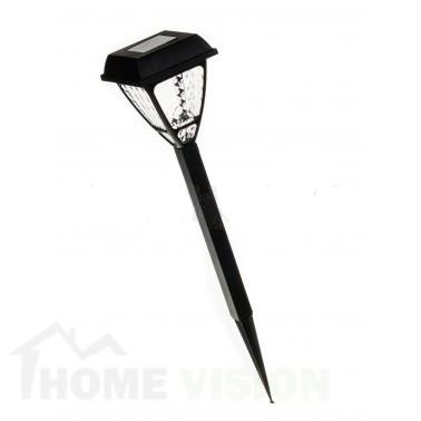 Соларна лампа за градина PVC SP-6077