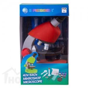 Детски микроскоп Bresser Junior 40x-640x