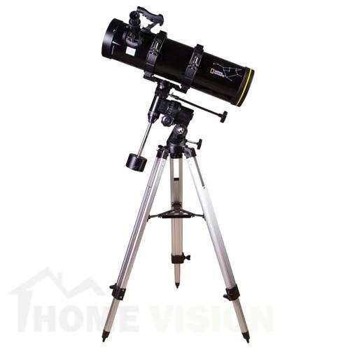 Нютонов телескоп Bresser National Geographic 130/650 EQ