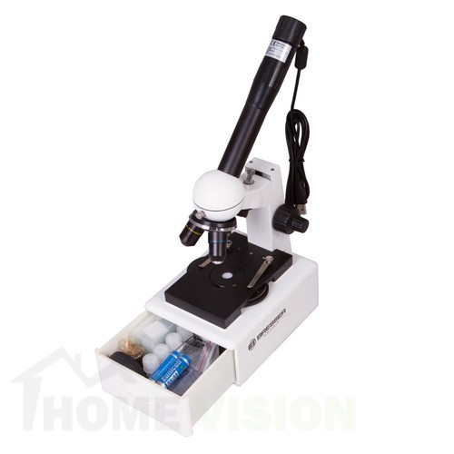 Микроскоп Bresser Duolux 20–1280x