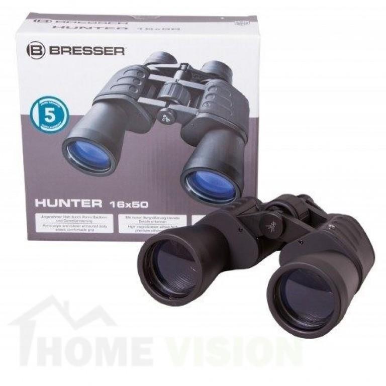 Бинокъл Bresser Hunter 16×50