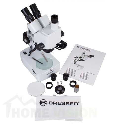Микроскоп Bresser Advance ICD 10–160x