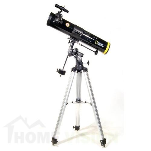 Нютонов телескоп Bresser National Geographic 76/700 EQ