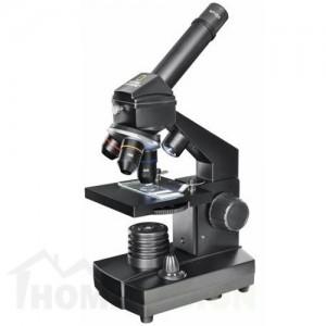 Микроскоп Bresser National Geographic 40x – 1280x с държач за смартфон