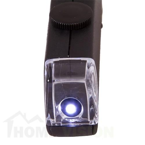 Джобен микроскоп Bresser ТМ-145 LED 60–100x