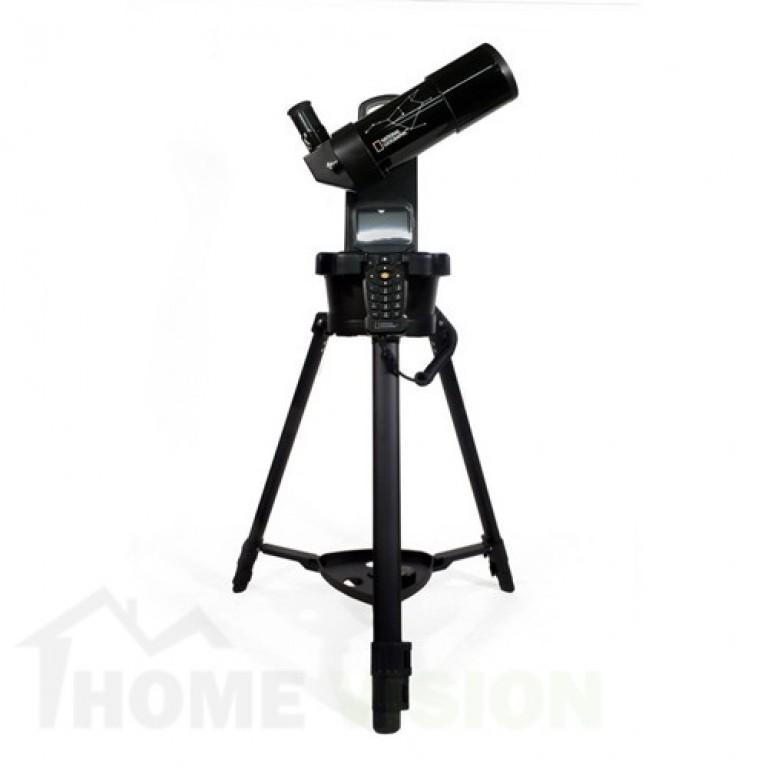 Ахроматичен рефракторен телескоп Bresser National Geographic 70/350