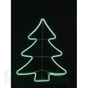 Светеща фигура елха НЕОН 42см