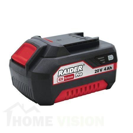 Батерия Li-ion 20V 4Ah за серията Raider RDP-R20 System