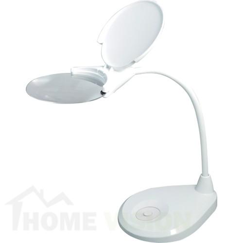 Бяла лупа Levenhuk Zeno Lamp ZL7