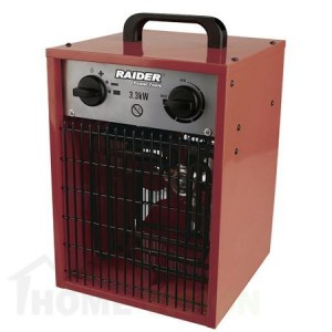 Електрически калорифер Raider RD-EFH3.3 3.3kW