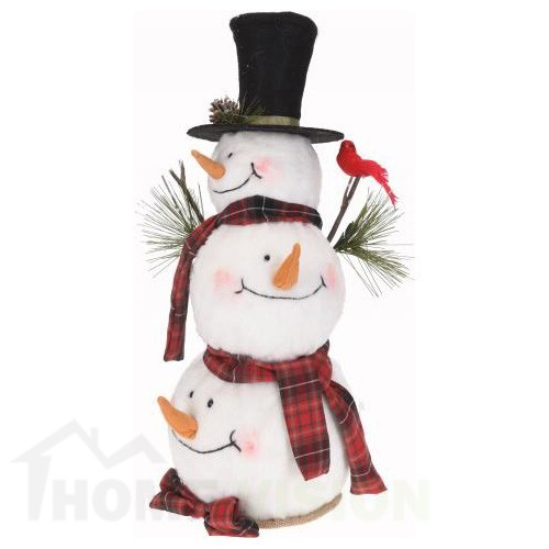 Коледна декорация Снежен човек