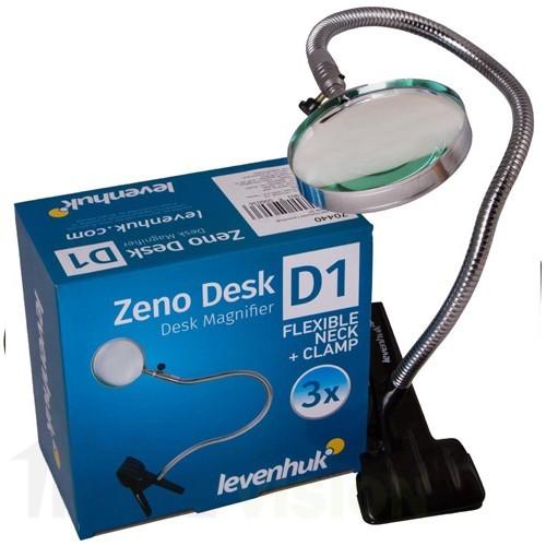 Лупа Levenhuk Zeno Desk D1