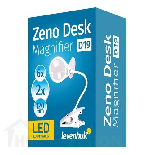 Лупа Levenhuk Zeno Desk D19