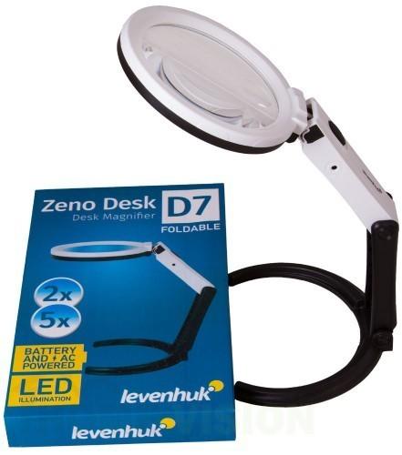 Лупа Levenhuk Zeno Desk D7