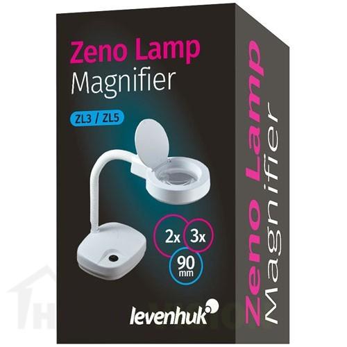 Лупа Levenhuk Zeno Lamp ZL3 LUM