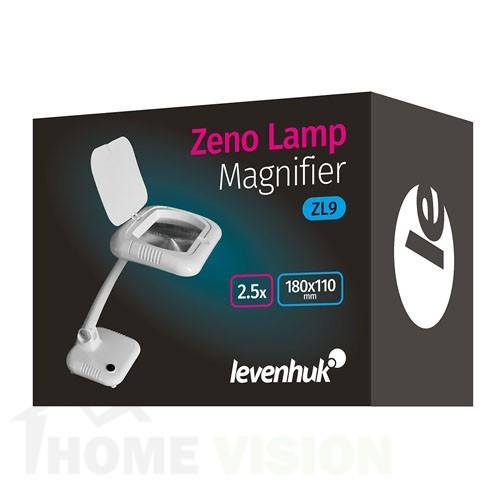 Лупа Levenhuk Zeno Lamp ZL9