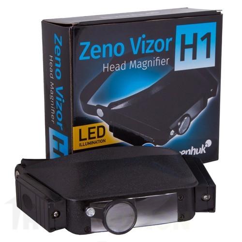 Лупа за глава Levenhuk Zeno Vizor H1