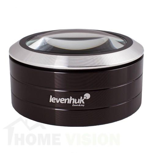 Метална лупа Levenhuk Zeno 900 LED