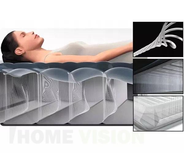 Надуваем матрак с вградена помпа INTEX Pillow Rest Classic