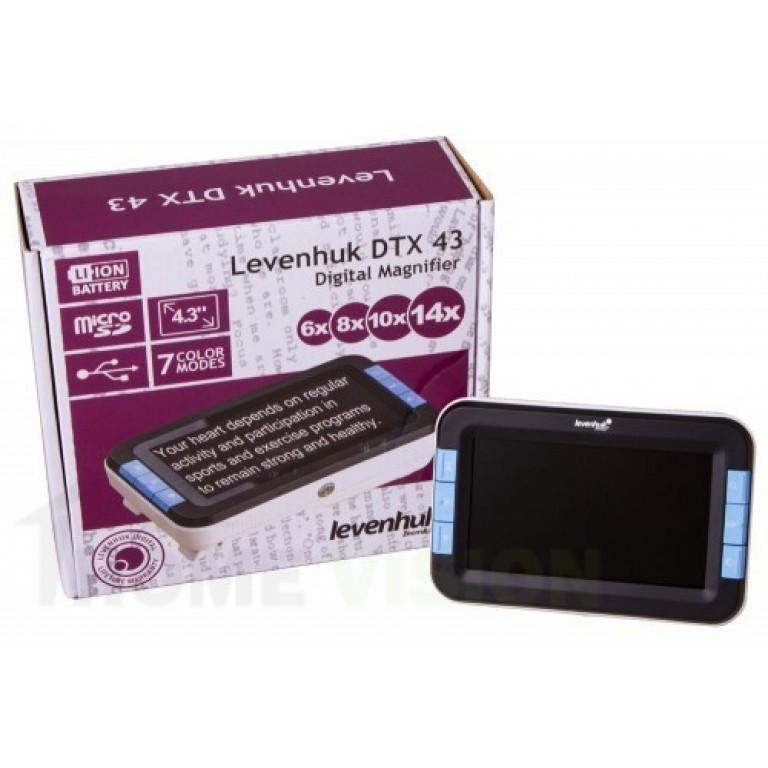 Цифрова лупа Levenhuk DTX 43