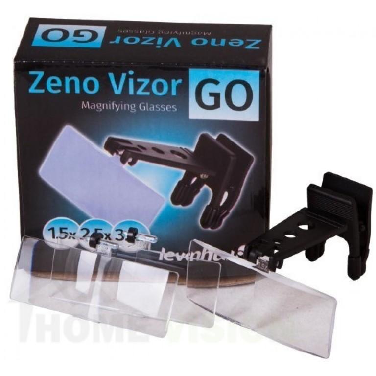 Увеличителни очила Levenhuk Zeno Vizor G0
