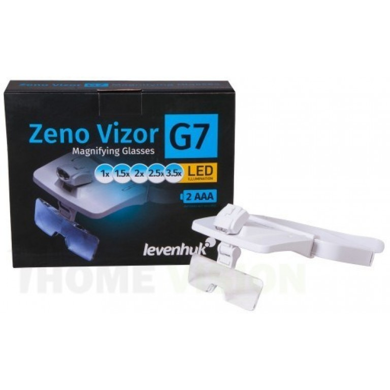 Увеличителни очила Levenhuk Zeno Vizor G7