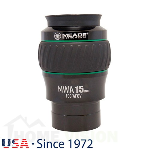 "Окуляр 2"" Meade серия 5000 Mega WA 15 mm"