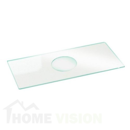 Чисти предметни стъкла с едно гнездо Levenhuk G50 1Н, 50 бр.