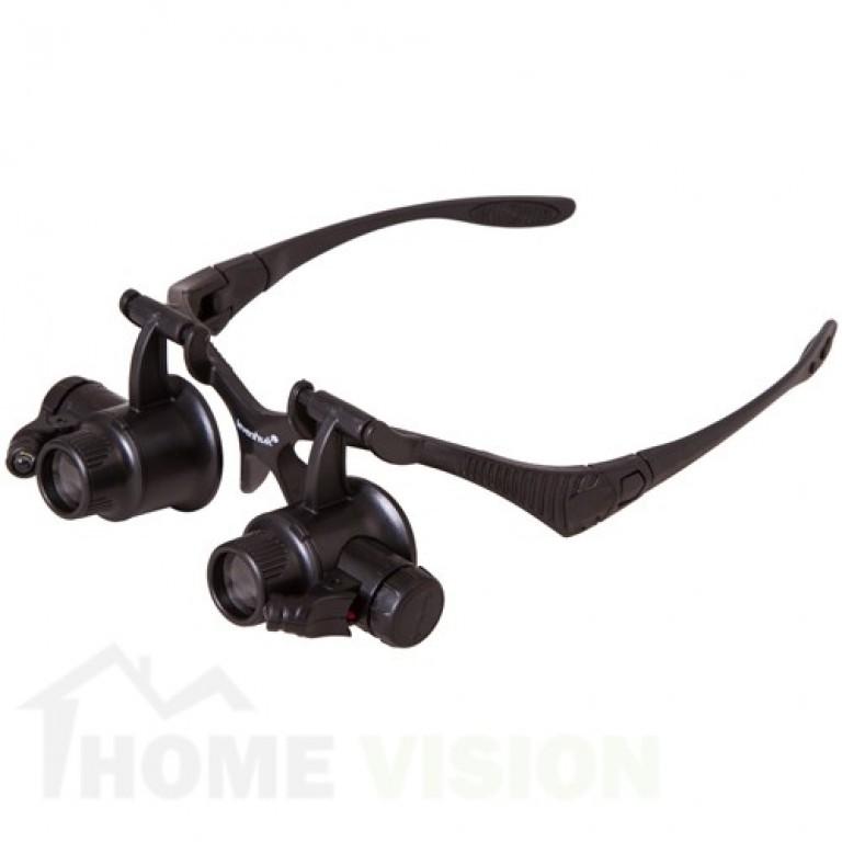 Увеличителни очила Levenhuk Zeno Vizor G4