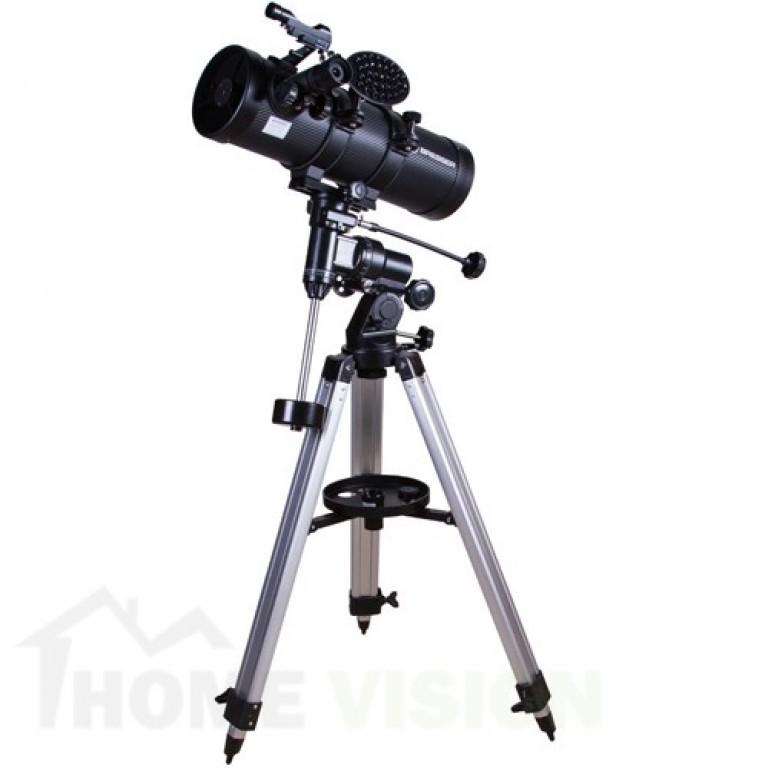 Нютонов телескоп Bresser Pluto 114/500 EQ