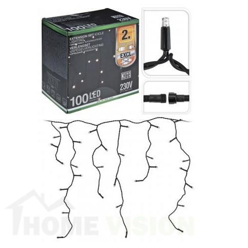 Коледни лампи висулки