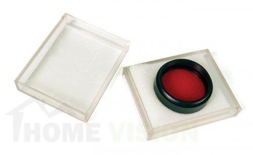 Оптичен филтър Levenhuk 1,25″ №25 червен