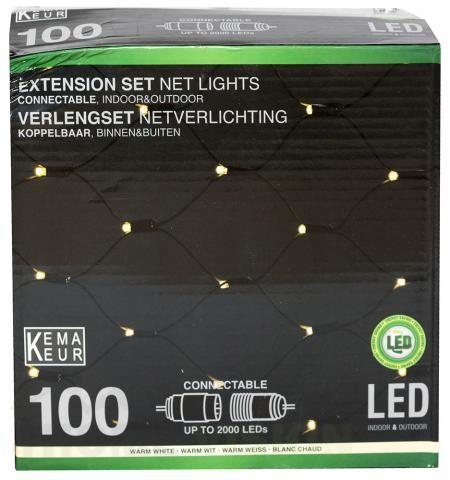 Коледни лампи завеса 150/200см