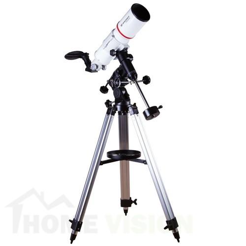 Ахроматен рефракторен телескоп Bresser Messier 90/500 EQ3